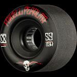 Powell Peralta G-Slides Skateboard Wheels 59mm 85A 4pk Black