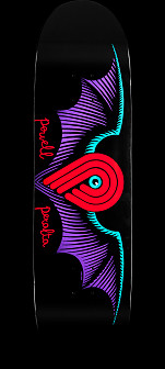Powell Peralta Winged P Skateboard Deck - 8.125 x 31.25