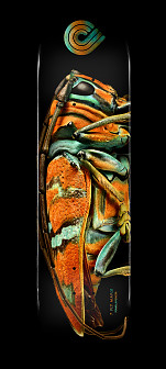 Powell Peralta BISS Jewel Beetle Skateboard Deck - Shape 246 - 9 x 32.95