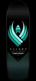 Powell Peralta Flight® Skateboard Deck - Shape 280 - 9.7 x 31.32