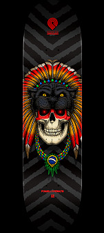 Powell Peralta Pro Kelvin Hoefler Skull 2 Skateboard Deck - 8.5 x 32.08