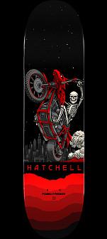 Powell Peralta Pro Ben Hatchell Moto Skateboard Deck - Shape 247 - 8 x 31.45