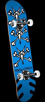 Powell Peralta Vato Rats Blue - 8 x 32.125