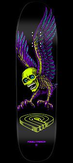 Powell Peralta Funshape Winged Skull 2 Skateboard Deck - 8.75 x 31.75