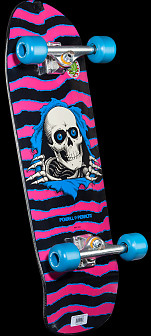 Powell Peralta Ripper Pink Complete Skateboard - 10 x31.75