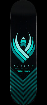 Powell Peralta Flight® Skateboard Deck - Shape 246 - 9 x 32.95