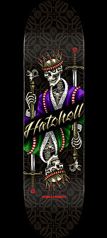 Powell Peralta Pro Ben Hatchell King Skateboard Deck - Shape 248 - 8.25 x 31.95