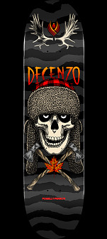Powell Peralta Scott Decenzo Trapper Flight Skateboard Deck - Shape 248 - 8.25 x 31.95
