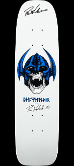 Powell Peralta Mike Vallely GFL Benefit Autographed Skateboard Deck