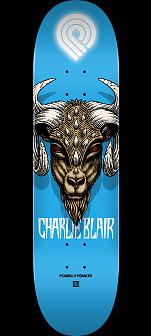 Powell Peralta Pro Charlie Blair Goat 2 Skateboard Deck - Shape 242 - 8 x 31.45