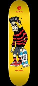 "Powell Peralta Pro Steve Caballero ""Urethane"" Skateboard Deck Shape 246 - 9 x 32.95"
