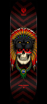 Powell Peralta Kelvin Hoefler Skull Flight® Skateboard Deck - Shape 247 - 8 x 31.45