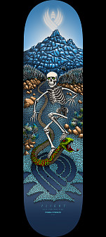 Powell Peralta Pro JM Duran Slidewinder Flight® Skateboard Deck - 8.88 x 34.7