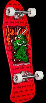Powell Peralta Cab Street Dragon & Bats Skateboard Complete Pink -  10 157 sp3