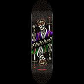 Powell Peralta Ben Hatchell King Flight® Skateboard Deck - Shape 249 - 8.5 x 32.08