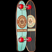 Powell Peralta Sidewalk Surfer Supreme Mint Skateboard Cruiser Assembly - 7.75 x 27.20 WB 14.0