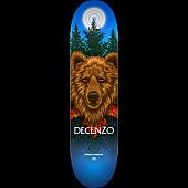 Powell Peralta Pro Scott Decenzo Bear Skateboard Deck - Shape 247 - 8 x 31.45