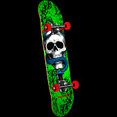 Powell Peralta Skull and Snake One Off Assembly - 7.625 x 31.625