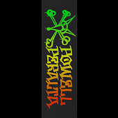 Powell Peralta Grip Tape Sheet 9 x 33 Vato Rat Fade (Black)