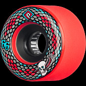 Powell Peralta Snakes 66mm 75a 4pk Red