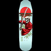 Powell Peralta Pro Charlie Blair Bushido Casket Skateboard Deck - 8.75 x 32