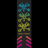 Powell Peralta Grip Tape Sheet 10.5 x 33 Rat Bones Fade (Black)
