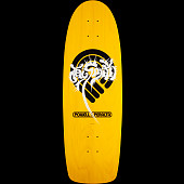 Powell Peralta Jay Smith Blem Skateboard Deck Yellow -