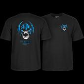 Powell Peralta Welinder Nordic Skull T-shirt - Black