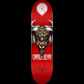 Powell Peralta Pro Charlie Blair Goat Skateboard Deck - Shape 244 K20 - 8.5 x 32.08