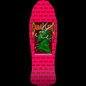 Powell Peralta Pro Steve Caballero Street Blem Skateboard Deck pink- 9.625 x 29.75