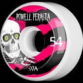 Powell Peralta Ripper Skateboard Wheels 54mm 97A 4pk