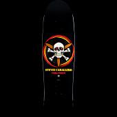 Powell Peralta Steve Caballero Propeller Skateboard Deck Funshape - 9 x 31.9