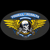 Powell Peralta Winged Ripper OG Sticker 20pk - BLUE