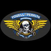 Powell Peralta Winged Ripper OG Sticker 20pk - BLUE