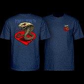 Powell Peralta Cobra T-shirt Navy