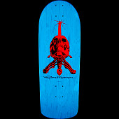 Powell Peralta OG Rodriguez Snub Nose SAS Blem Skateboard Deck Blue
