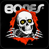 Powell Peralta Ripper Bumper Sticker (Singles) - One Each