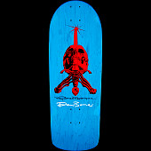 Powell Peralta Steve Caballero GFL Benefit Autographed Skateboard Deck - 8.7 x 31.72