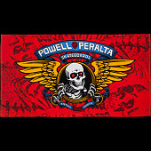 Powell Peralta Winged Ripper Beach Towel