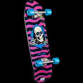 Powell Peralta Ripper Pink Complete Skateboard - 10 x31.75