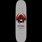 Powell Peralta OG Welinder Freestyle Blem Skate board Deck Silver