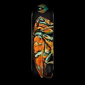 Powell Peralta Flight® Skateboard Deck BISS Jewel Beetle - Shape 246 - 9 x 32.95