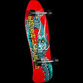 Bones Brigade Caballero Series 10  Skateboard Complete Red- 10.47x 30.94