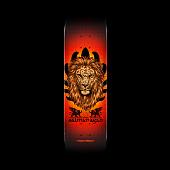 Powell Peralta Pro Salman Agah Lion Blem Skateboard Deck 242 K20 - 8 x 31.45