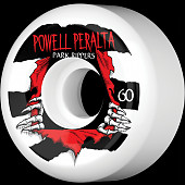 Powell Peralta Park Ripper 60mm PF Wheels 4pk