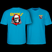 Powell Peralta Ripper T-shirt Turquoise
