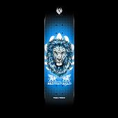 Powell Peralta Pro Flight® Salman Agah Lion 3 Skateboard Deck - Shape 242 - 8 x 31.45 - Limit one per Customer