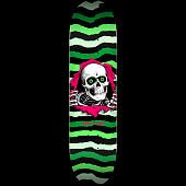 Powell Peralta Ripper Skateboard Blem Deck Green 245 K21 - 8.75 x 32.95