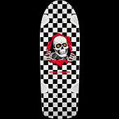 Powell Peralta OG RIpper Skateboard Deck Black/White - 10 x 31
