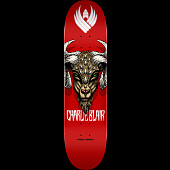 Powell Peralta Pro Charlie Blair Goat Flight® Skateboard Deck - Shape 243 - 8.25 x 31.95